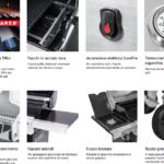 Char-Broil-New-Performance-Series-440S-Griglia-Barbecue-a-Gas-con-4-Fuochi-con-Tecnologia-TRU-Infrared-Finitura-Acciaio-Inox-Amazon-it-Giardino-e-giardinaggio